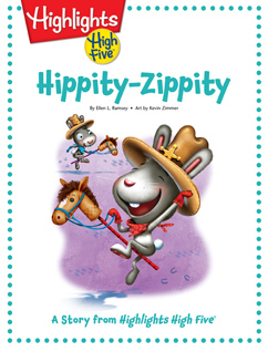 Cover for Hippity-Zippity