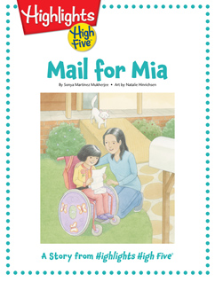 Cover for Mail For Mia