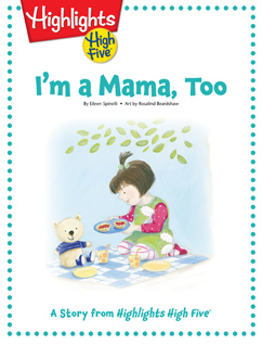 Cover for I'm a Mama, Too