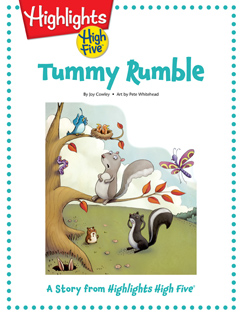 Cover for Tummy Rumble