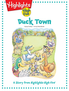 Cover for Duck Town