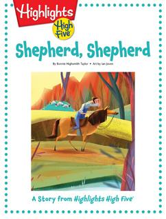 Cover for Shepherd, Shepherd