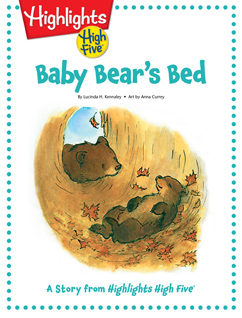 Cover for Baby Bear's Bed