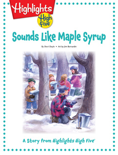 Cover for Sounds Like Maple Syrup