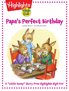 Cover for Papa's Perfect Birthday