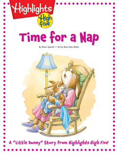 Cover for Time for a Nap