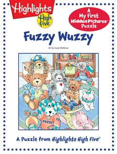 Cover for Fuzzy Wuzzy