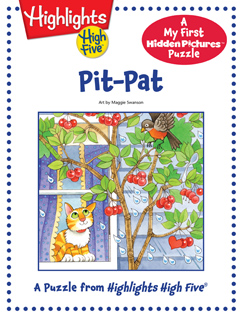 Cover for Pit-Pat