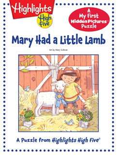 Cover for Mary Had a Little Lamb