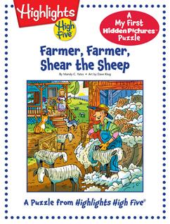 Cover for Farmer, Farmer, Shear the Sheep