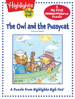 Cover for The Owl and the Pussycat