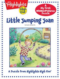 Cover for Little Jumping Joan