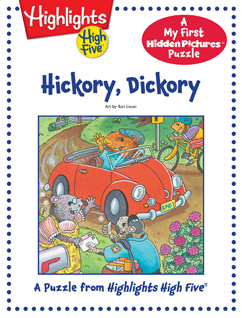 Cover for Hickory, Dickory