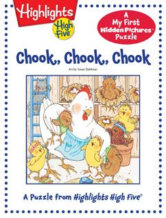 Cover for Chook, Chook, Chook