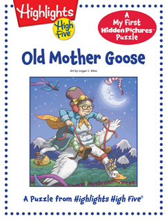 Cover for Old Mother Goose