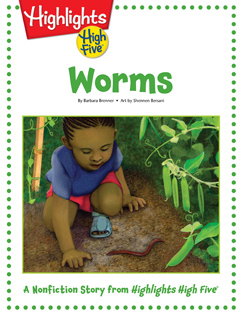 Cover for Worms