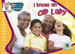 Cover for I Know an Old Lady
