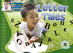 Cover for Letter Tales