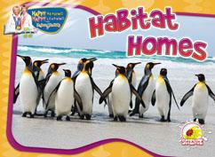 Cover for Habitat Homes