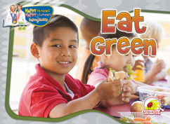 Cover for Eat Green