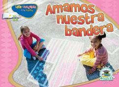 Cover for Amamos nuestra bandera