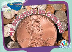 Cover for Me encontré un centavo