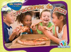 Cover for Fracciones de pizza