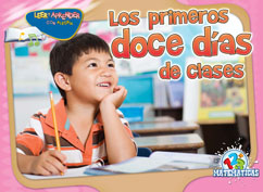 Cover for Los primeros doce días de clases