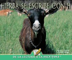 Cover for Hierba se Escribe Con H
