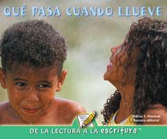 Cover for Que Pasa Cuando Llueve