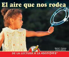 Cover for El Aire Que Nos Rodea