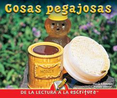 Cover for Cosas Pegajosas