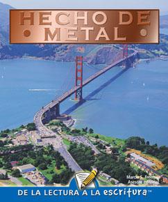 Cover for Hecho De Metal