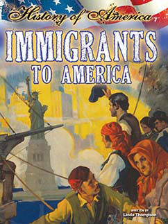 Cover for Immigrants to America