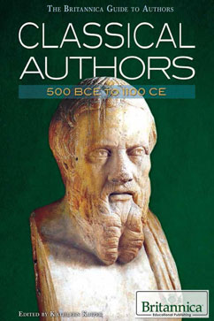 Cover for Classical Authors: 500 BCE to 1100 CE