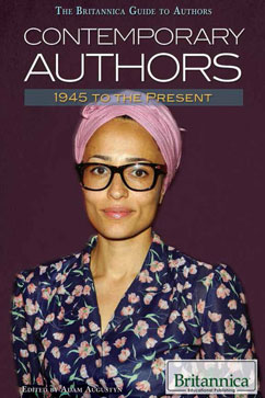 Cover for Contemporary Authors