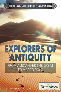 Cover for Explorers of Antiquity