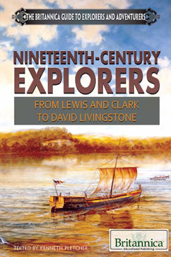 Cover for Nineteenth-Century Explorers