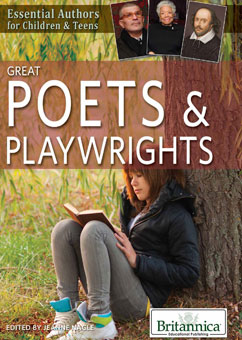 Cover for Great Poets & Playwrights
