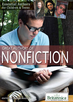 Cover for Great Authors of Nonfiction