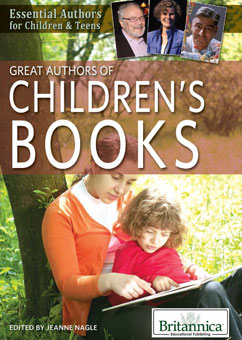 Cover for Great Authors of Children's Books
