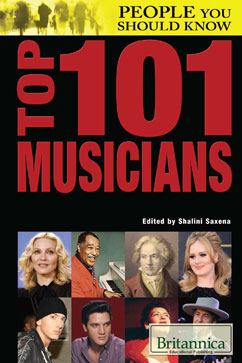 Cover for Top 101 Musicians