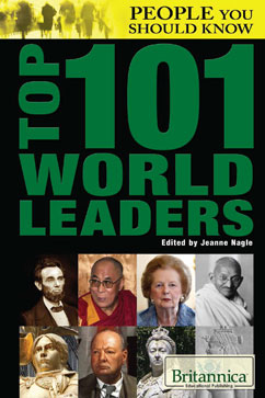 Cover for Top 101 World Leaders