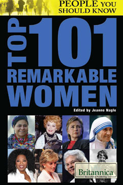 Cover for Top 101 Remarkable Women