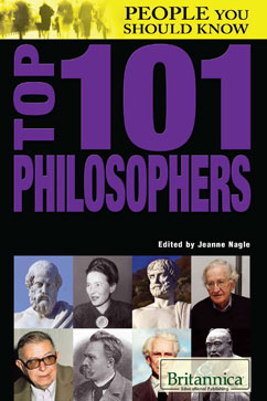 Cover for Top 101 Philosophers