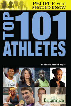 Cover for Top 101 Athletes