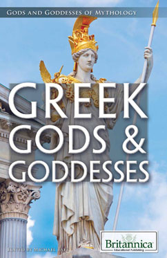 Cover for Greek Gods & Goddesses