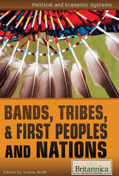Cover for Bands, Tribes, & First Peoples and Nations