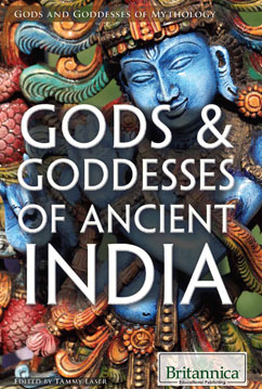Cover for Gods & Goddesses of Ancient India