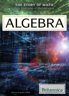 Cover for Algebra